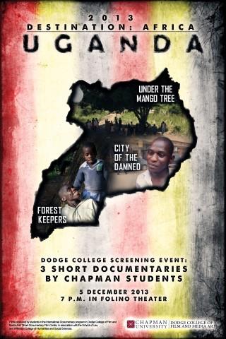 Destination: Africa, Uganda 2013