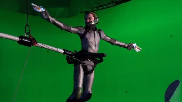 enders game - mocap suit