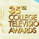 College TV Awards banner