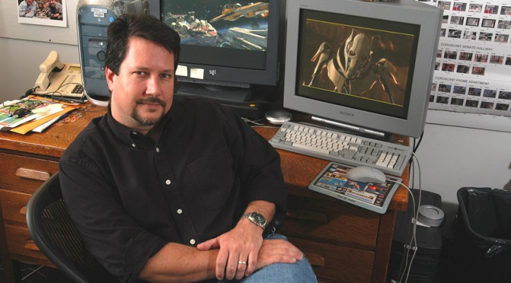 John Knoll, Visual Effects guest speaker
