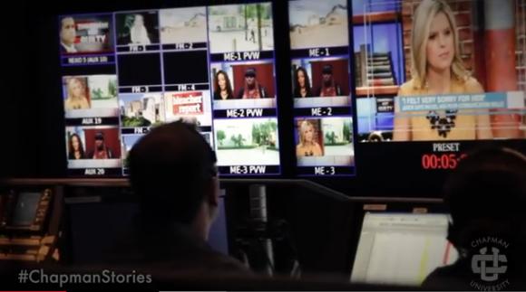 Alumni Profile: CNN's John Duber (BFA '00)