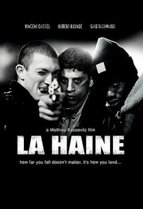 LA HAINE Film Poster