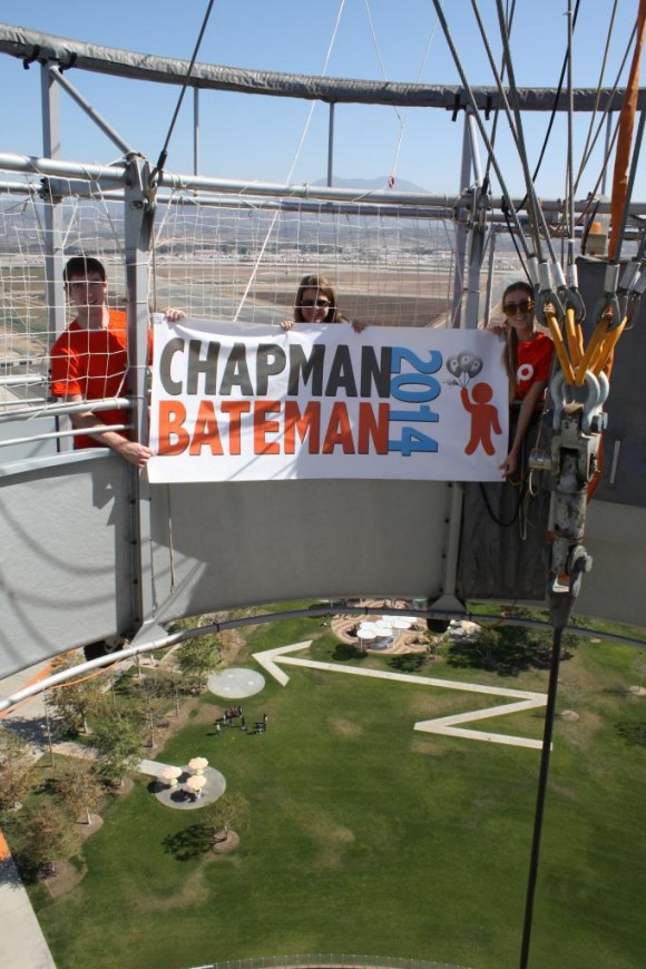 Chapman's PRSSA Team's 2014 entry for the National Bateman Competition
