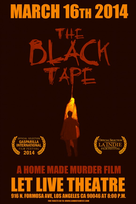 THE BLACK TAPE Official Film Poster