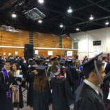 Dodge College Commencement Ceremony 2014