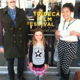 chapman filmmakers at the Tribeca FIlm Festival 2014