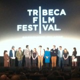 chapman filmmakers at the Tribeca FIlm Festival 2014