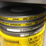 image of film reel canisters