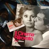 image of Il Cinema Ritrovato festival material, Bologna, Italy
