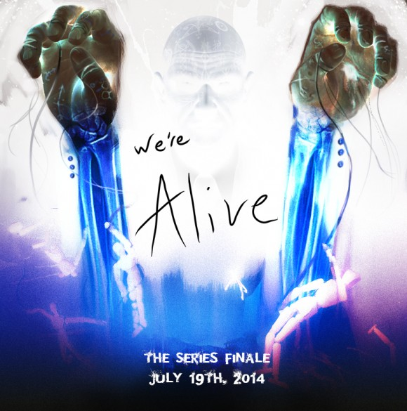 Promo Image for the We're Alive Series Finale