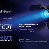 Save The Date: First Cut 2014