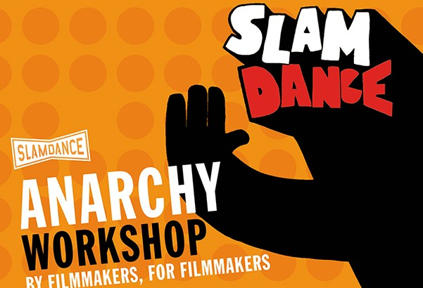 Slamdance workshop graphic
