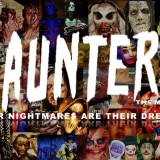 Haunters The Movie banner
