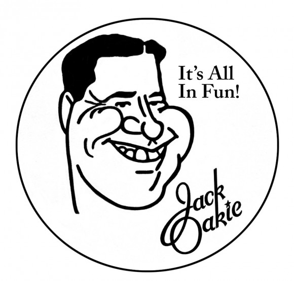 Logo of the Jack Oakie Foundation