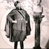 image of Jack Oakie in the film THE GREAT DICTATOR