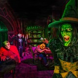 Image of witch Knotts Scary Farm