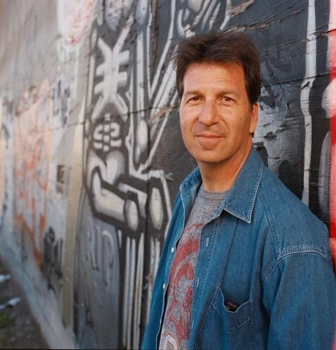 Portrait of producer Gary Foster, spring 2015 Filmmaker-in-Residence.