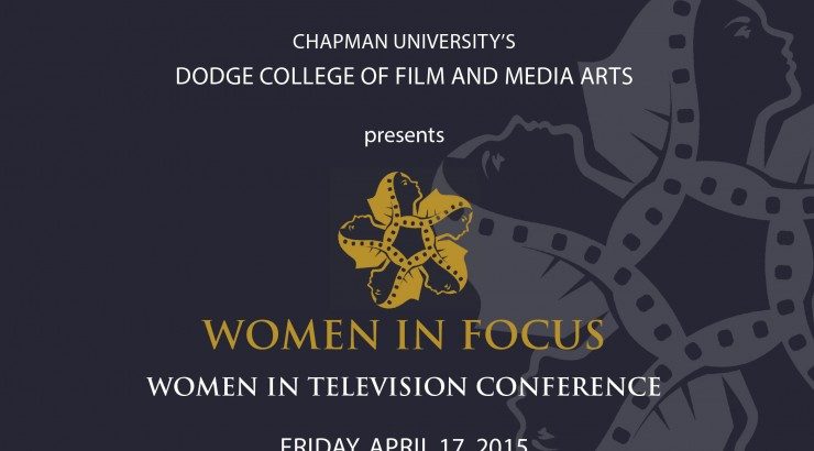 Image of the 2015 Women in Focus Save the Date.
