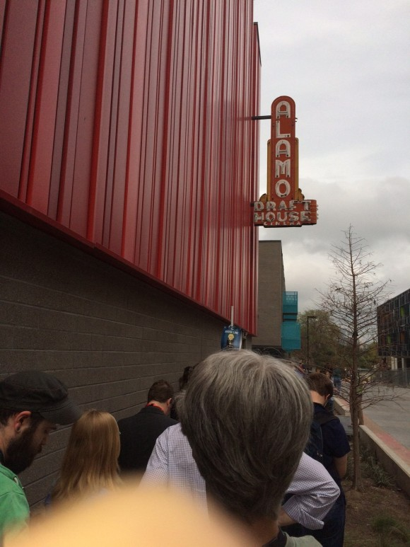 on line at alamo draft house