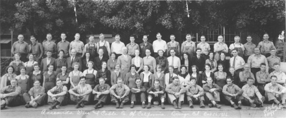 Employees in 1936