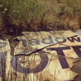shadows motel sign