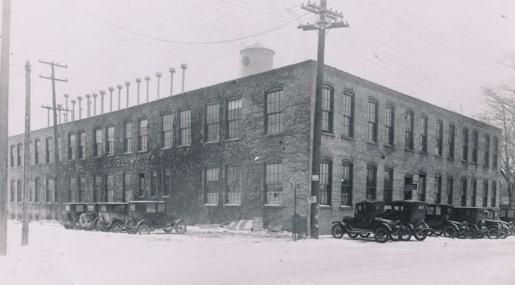 anaconda wire company building