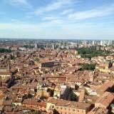 bologna city scape