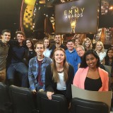 students at the emmys