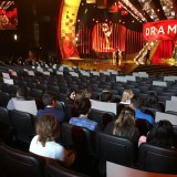 students at the emmys rehearsal