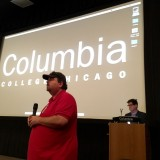 dan leonard presenting at cilect