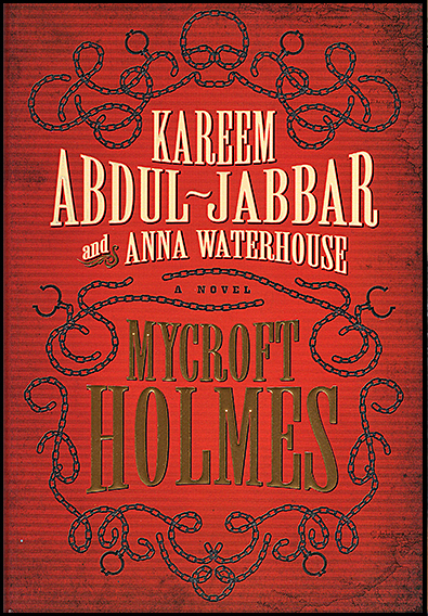 cover of mycroft holmes book