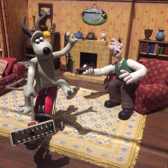 wallace and grommit and vacuum