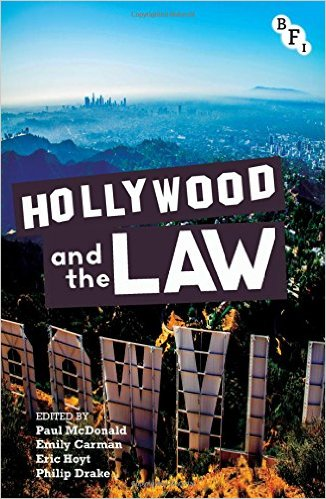 cover of hollywood and the law