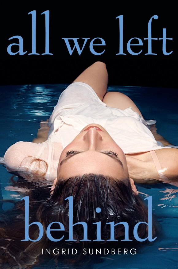 cover of the book all we left behind