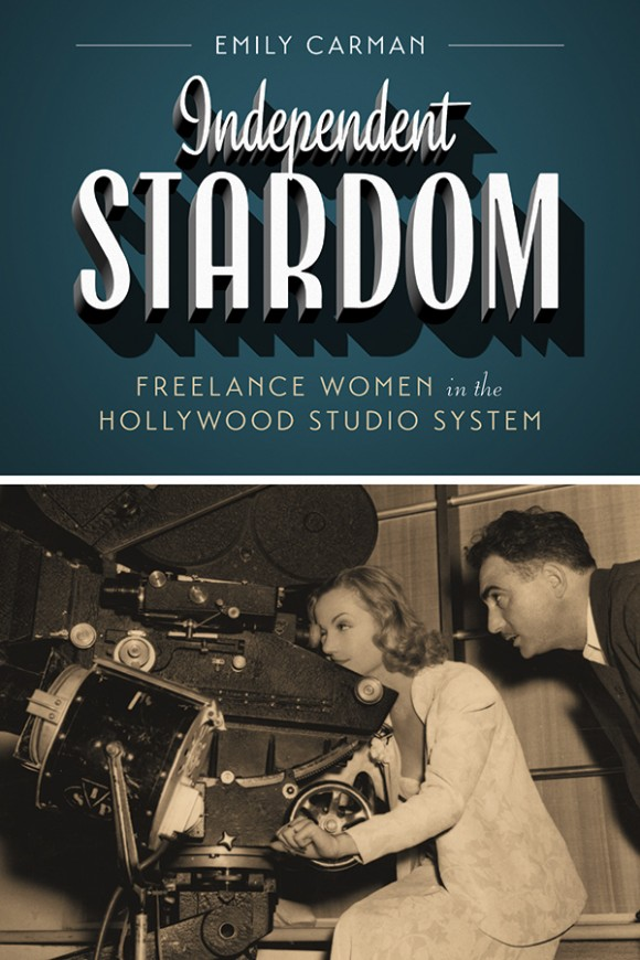 cover of indepdendent stardom book