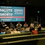 a shot from the seminar salute your shorts in the dmac