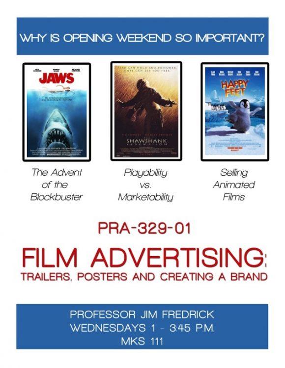 Film Advertising with Jim Fredrick