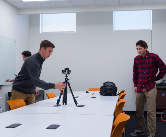 360 Video is a Big Deal at Dodge College