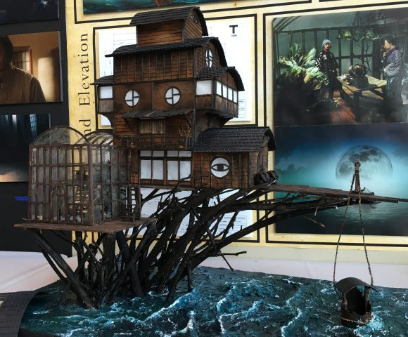 Production Design Showcase Has Small Models For Big Ideas