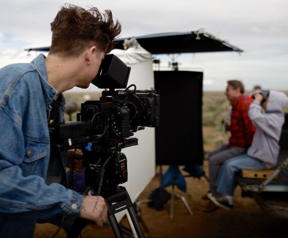 Dodge Students Travel to the Salton Sea for Film this Summer