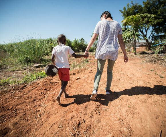 Venturing into the Warm Heart of Africa