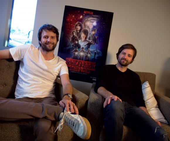 Matt and Ross Duffer Helm Break-Out Netflix Hit