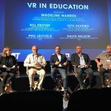 VR in Education panel
