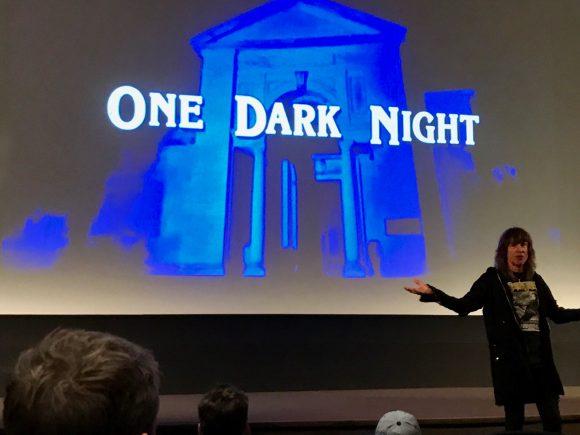 tom one dark night
