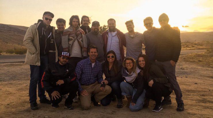 retake cast and crew
