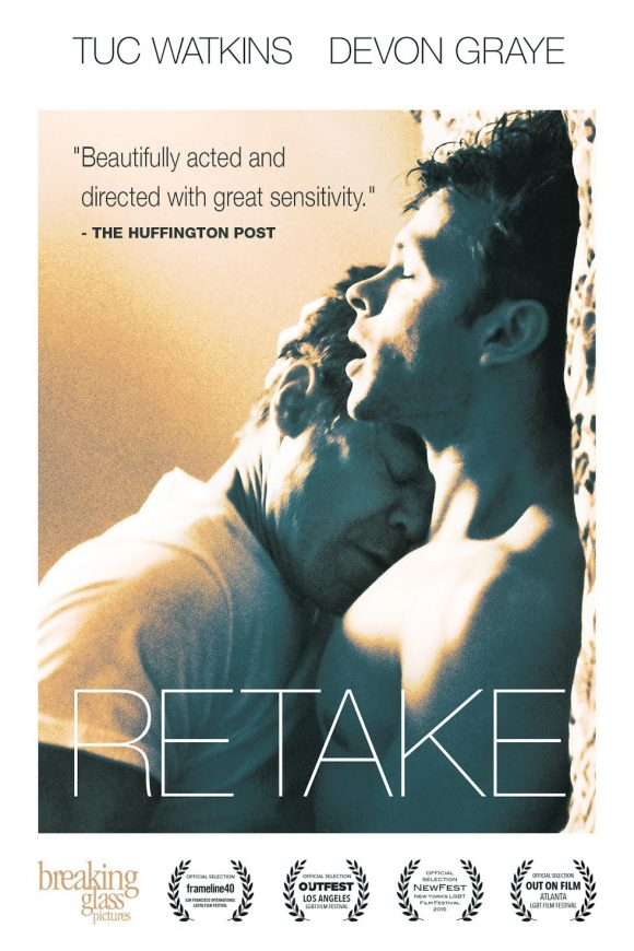 Retake Poster