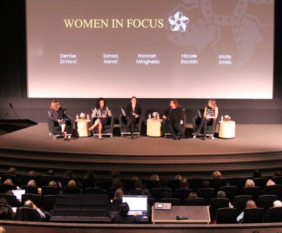 Directors Niki Caro, Sydney Freeland, Kelly Fremon Craig,