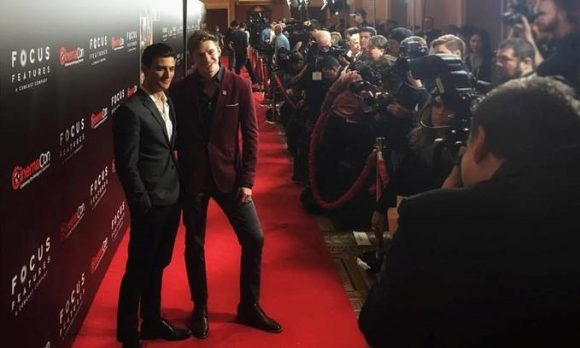 tom and julian cinema con