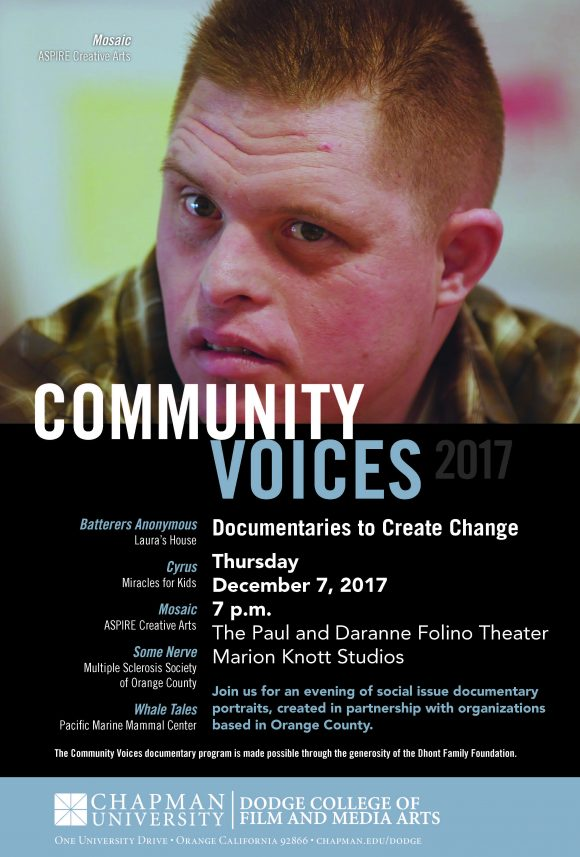 Community Voices Fall 2017