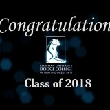 Congratulations still image for class of 2018